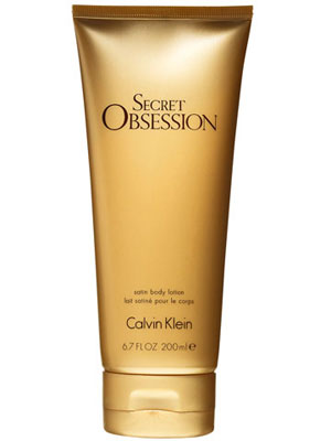 Calvin Klein Secret Obssesion body lotion