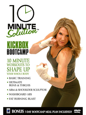 10 Minute Solution Kickbox Bootcamp