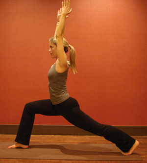 Crescent Lunge
