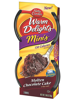 ihj.com tryahairstyle. Betty Crocker Warm Delights Minis