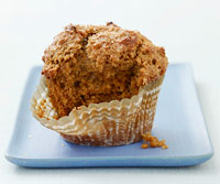 Bran muffin