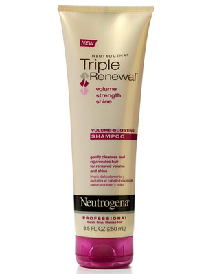 Neutrogena Triple Renewal Volume-Boosting Shampoo