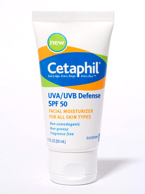 Cetaphil UVA/UVB Defense SPF 50