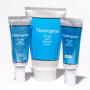 Neutrogena 14-Day Skin Rescue