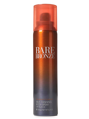 Victoria?s Secret Self-Tanning Body Spray