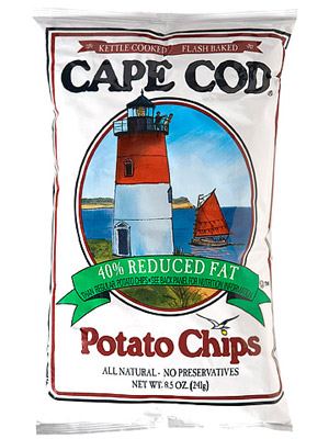 Cape Cod Reduced Fat Potato Chips