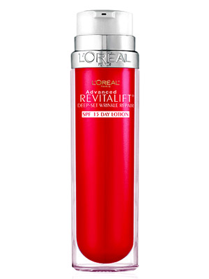 L?Oreal Paris Advanced Revitalift Deep-Set Wrinkle Repair SPF Day Lotion