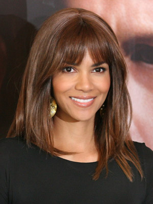 Halle Berry, Bangs