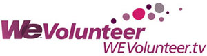 WE Volunteer Logo