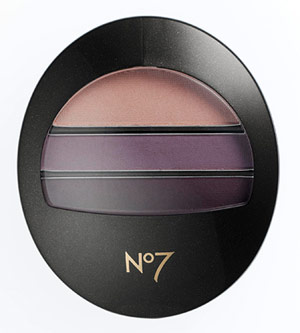 Boots No. 7 Mineral Perfection Eyeshadow Palette in Heather