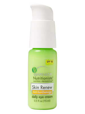 Garnier Nutritioniste Eye Cream SPF 15
