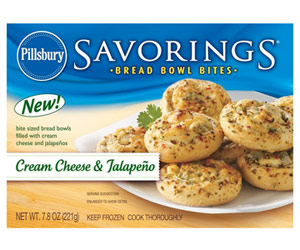 Pillsbury Savorings Bread Bowl Bites