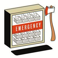 Build a Bigger Emergency Fund