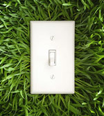 Green lightswitch