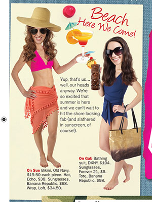 Shore Thing pg. 28 Gab and Sue