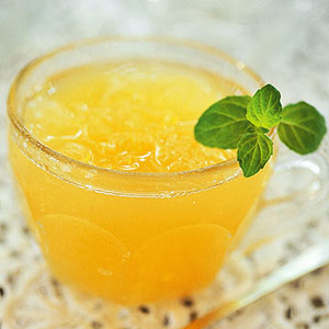 Bourbon Slush