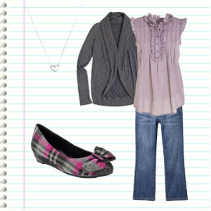 Back-to-School Guide: Middle School Girls' Clothes