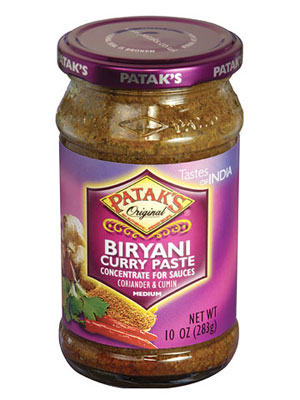 Patak?s Biryani Curry Paste