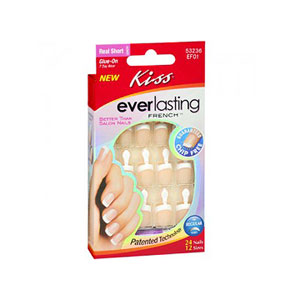 Kiss Everlasting French Nails