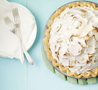 Martha Stewart?s Mile-High Lemon Meringue Pie