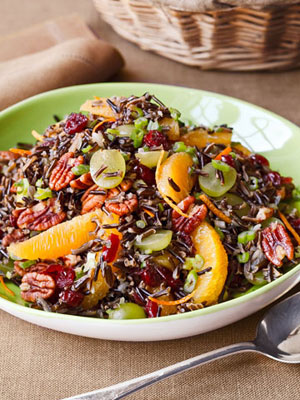 Wild Rice Salad