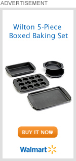Wilton 5-Piece Boxed Baking Set