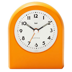 Bai Design PickMeUp alarm clock