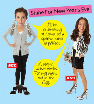 Shine For New Year?s Eve