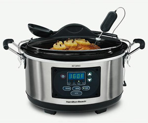 Set ?n Forget Programmable Slow Cooker