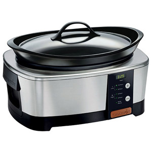 Crock-Pot Designer Series Smart-Pot