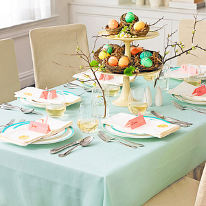 Setting Pretty: Spring Table Settings