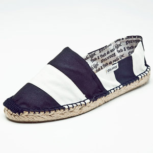 The Flat Espadrille