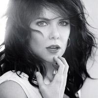 Lauren Graham closeup