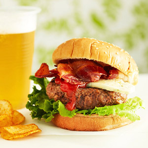 Hot Trend: Stuffed Burger