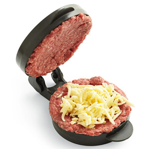 Buy Stuffed Hamburger Press