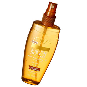 L'Oreal Paris Sublime Bronze Clear Self-Tanning Gel