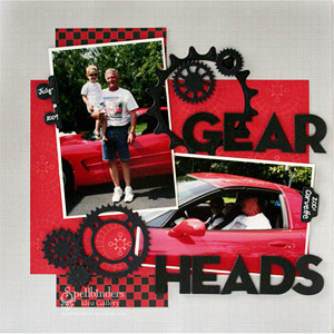 Gear Heads by: Kimberly Crawford