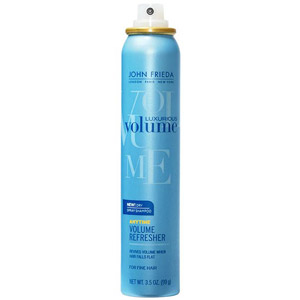 John Frieda Luxurious Volume Dry Spray Shampoo