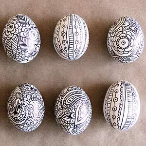 Doodle Eggs
