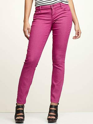 GAP colored jean