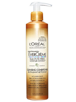L'Oreal Paris EverCreme Cleansing Conditioner