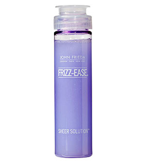 de-frizz serum