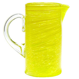 Crate & Barrel Pitcher