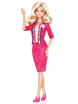 President Barbie