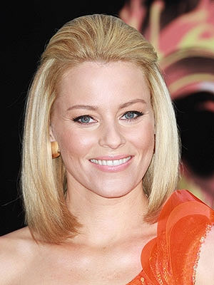 Elizabeth Banks medium hairstyle