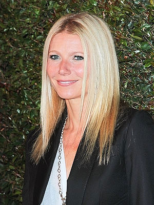 Gwyneth Paltrow long hairstyle