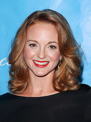 Jayma Mays medium hairstyle