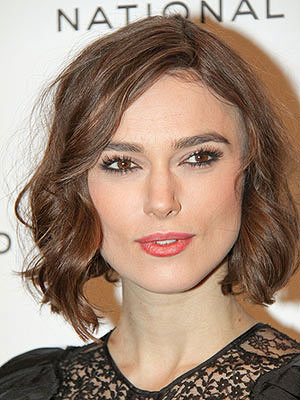 Kiera Knightley short hairstyle