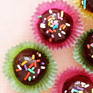 Cake Batter Truffles