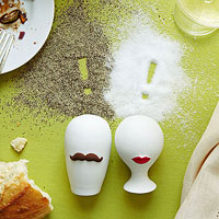 Salt and pepper shaker fight